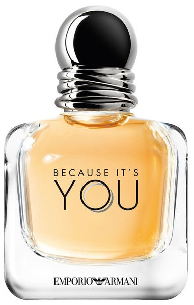 Giorgio Armani Emporio Armani Because It is You